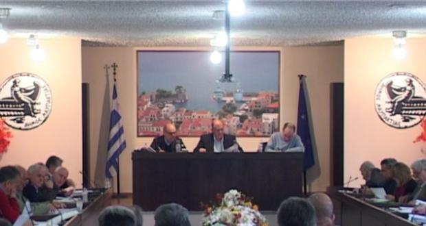 Διπλή συνεδρίαση για το Δημοτικό Συμβούλιο Ναυπάκτου