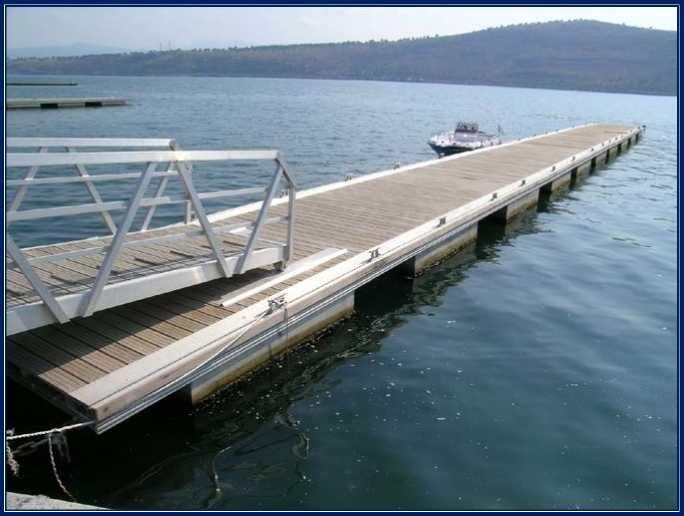 Αποτέλεσμα εικόνας για Πλωτή εξέδρα και κατασκευή πεζογέφυρας στη Ναύπακτο