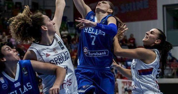 Eurobasket 2017: Ιστορική νίκη για τις Γυναίκες