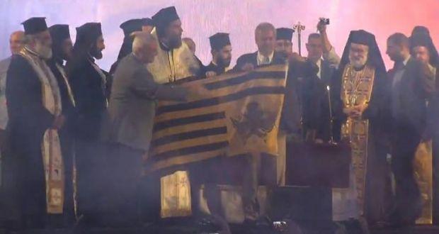 Μελισσανίδης: «Τα τείχη της Αγια-Σοφιάς δεν θα πέσουν ποτέ ξανά»