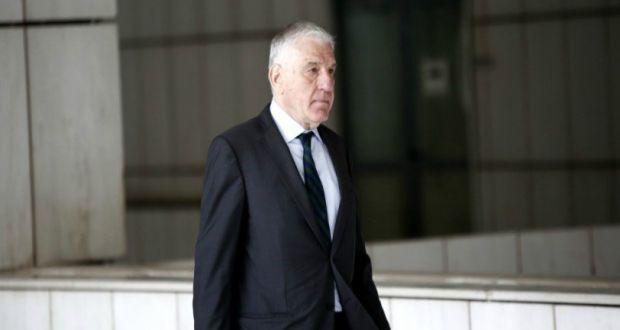 Σε απολογία καλείται ο πρώην υπουργός Άμυνας Γιάννος Παπαντωνίου