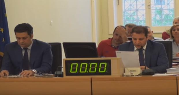 Η ημερήσια διάταξη του Δημοτικού Συμβουλίου Αγρινίου της ερχόμενης Τετάρτης