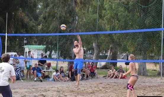 Nαύπακτος: Αhepa cyp Beach volleybal 2017