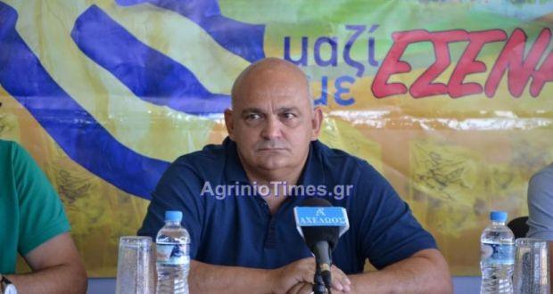 Συνέντευξη τύπου: Τι δήλωσαν Μάκης Μπελεβώνης και Μάκης Χάβος (Φωτογραφίες – Βίντεο του AgrinioTimes.gr)
