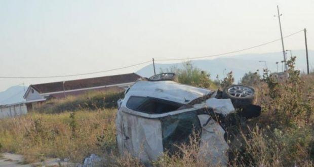 Κρήτη – Σοβαρό τροχαίο: Αυτοκίνητο συγκρούστηκε με λεωφορείο – Ένας νεκρός