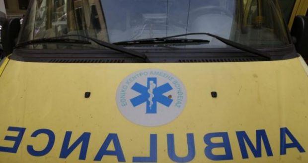 Καταγγελία από την ΠΟΕΔΗΝ για το θανατηφόρο τροχαίο στον Εμπεσό και την απουσία ασθενοφόρου!