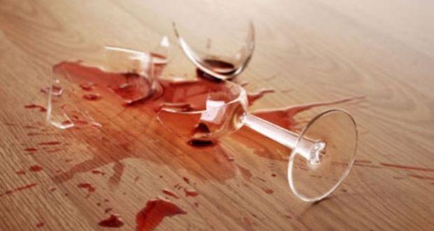 Βόλος: Πέταξε… ποτήρι στο κεφάλι της πεθεράς του!