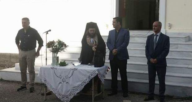 Αγρίνιο: Στο ιστορικό, 4ο Δημοτικό Σχολείο ο Γ. Παπαναστασίου (Φωτογραφίες)