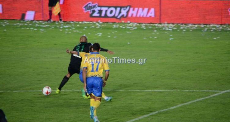 Super League-Παναιτωλικός: Διάταση ο Μάρκος Πάουλο
