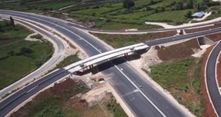 Ιόνια Οδός: Κυκλοφοριακές ρυθμίσεις στις σήραγγες Κλόκοβας – Μακύνειας