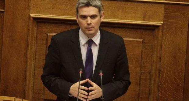 Καραγκούνης: Η πολιτική Τσίπρα ξεκάθαρα θυμίζει πολιτική Χότζα