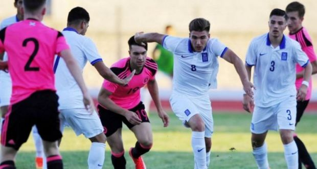 Ήττα με σκορ 1-2 στο πρώτο φιλικό της Εθνικής Νέων στο γήπεδο του Παναιτωλικού