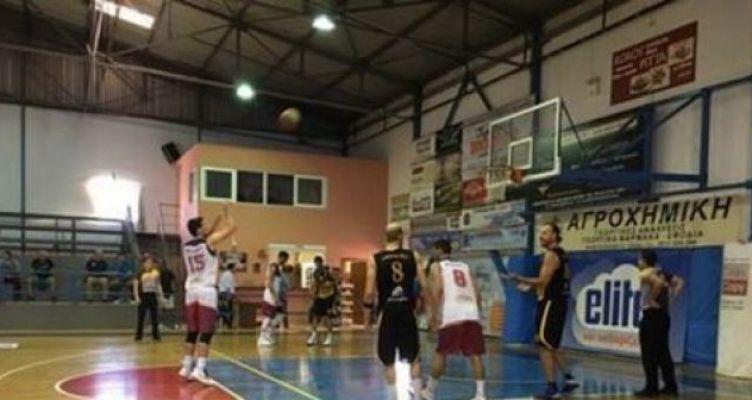 Νίκη του Γ.Σ. Χαρίλαος Τρικούπη επί της Ακράτας σε τουρνουά