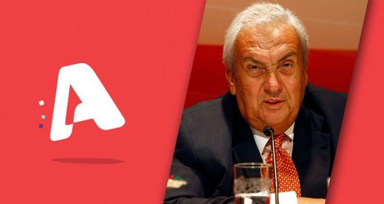 Δημήτρης Κοντομηνάς: Πρόεδρος στο νέο Δ.Σ. του Alpha