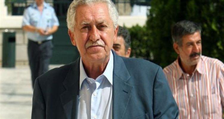 Φ. Κουβέλης: Στη Συμφωνία των Πρεσπών το κομματικό συμφέρον βλάπτει το εθνικό