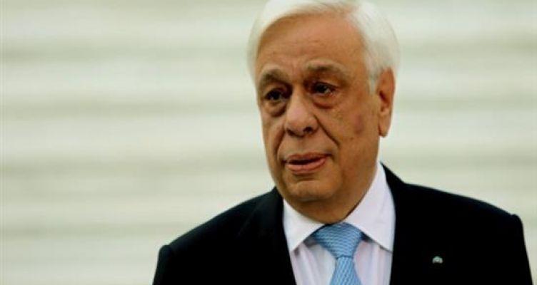 Παυλόπουλος: Οι νεκροί της Αντάντ πολέμησαν για την ελληνικότητα της Μακεδονίας