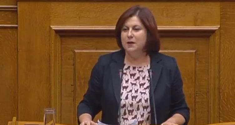 Μαρία Τριανταφύλλου: Από τα έδρανα της Βουλής επιστρέφει στη ιδιωτική εκπαίδευση