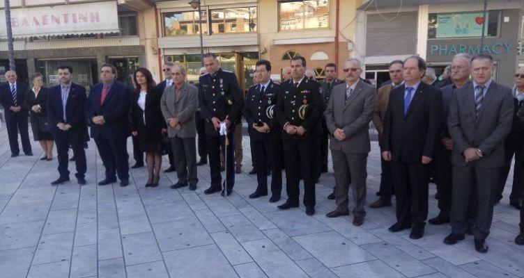Δήμος Αγρινίου: Εορτασμός Ημέρας των Ενόπλων Δυνάμεων