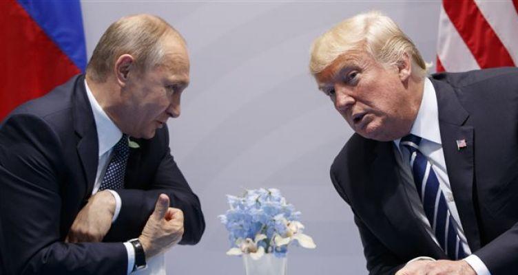 Ο Πούτιν πρότεινε στον Τραμπ να συναντηθούν στο Παρίσι στις 11 Νοεμβρίου