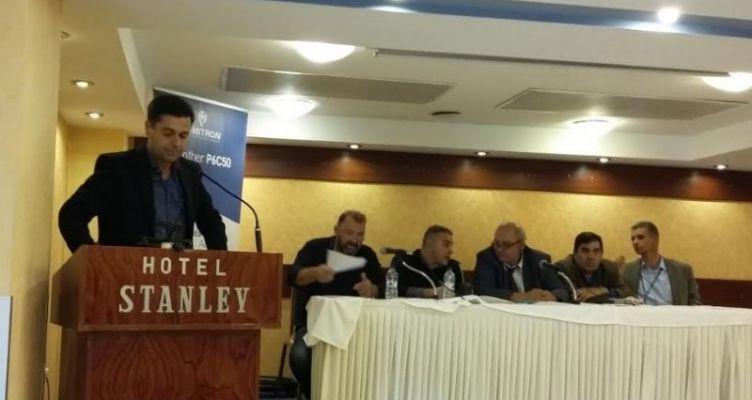 Το Σωματείο Ραδιοταξί Αγρινίου στο πανελλήνιο συνέδριο της Ομοσπονδίας Ταξί στην Αθήνα