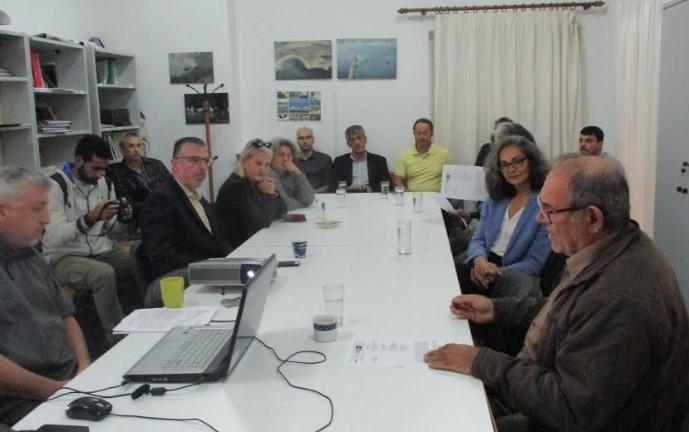 Ενημερωτική επίσκεψη της Ευρωβουλευτού κ. Σοφίας Σακοράφα στον Φορέα Διαχείρισης Λιμνοθάλασσας Μεσολογγίου