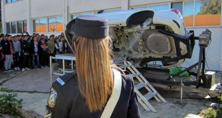 Δράσεις για την Οδική Ασφάλεια σε Μεσολόγγι – Αγρίνιο