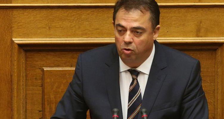 Δημήτρης Κωνσταντόπουλος: «Αμέριστη στήριξη στον Απόστολο Κατσιφάρα» (Ηχητικό)
