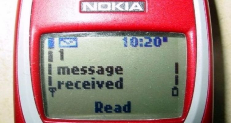 Πριν 25 χρόνια στάλθηκε το πρώτο SMS από κινητό