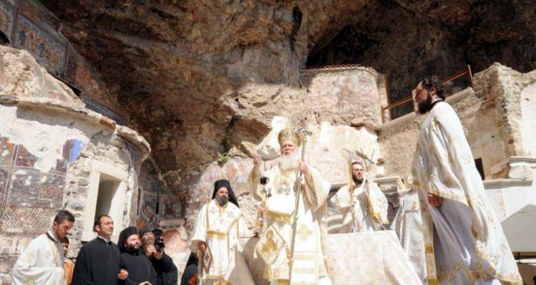 Το πρώτο τμήμα της Παναγίας Σουμελά ανοίξει για τους επισκέπτες στις 18 Μαΐου