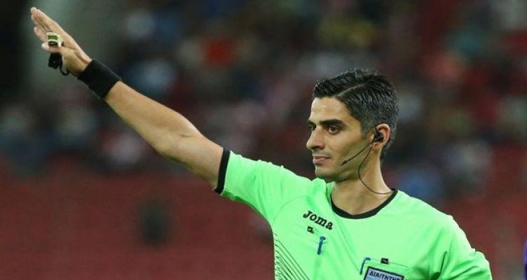 Super League – 14η Αγωνιστική: Ο Ιωάννης Παπαδόπουλος στο Παναιτωλικός – Ολυμπιακός