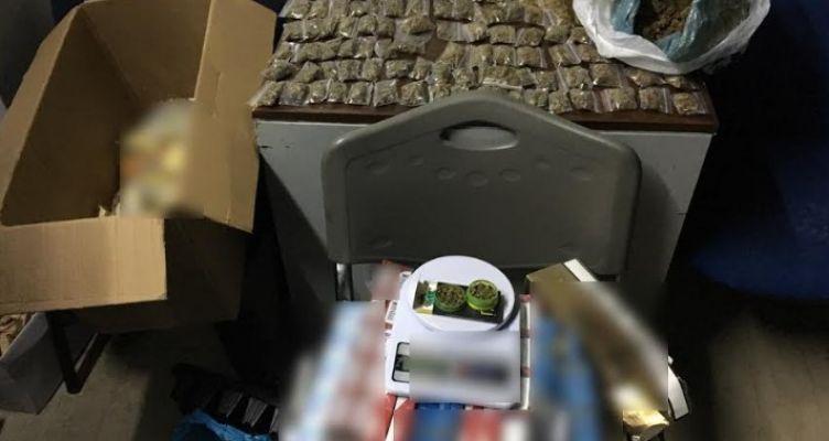 Συνελήφθη 29χρονος στην Πάτρα για κατοχή ναρκωτικών