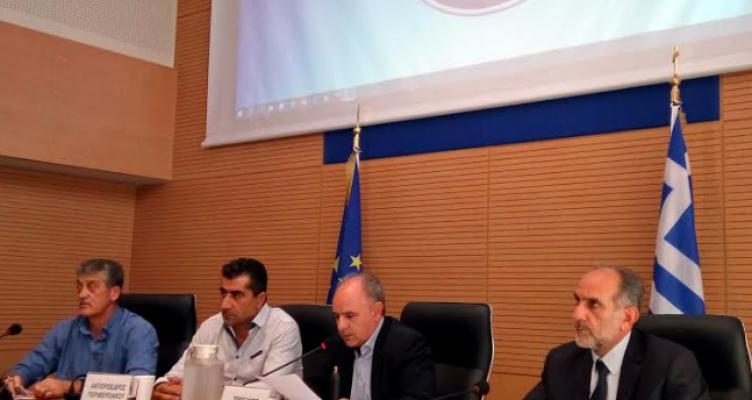 Σήμερα η έκτακτη συνεδρίαση του Π.Σ. για τις ζημιές στην Αιτ/νία