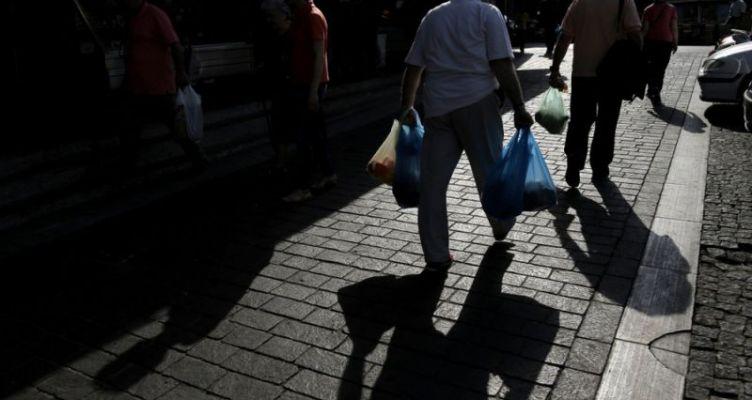 Τέλος η δωρεάν πλαστική σακούλα από τα σούπερ μάρκετ από την Πρωτοχρονιά
