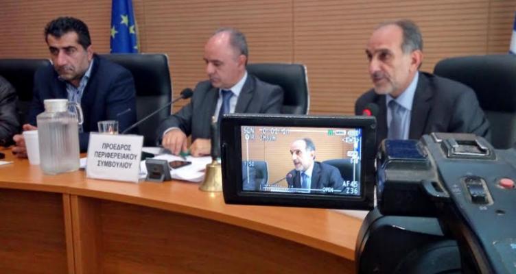 Π.Δ.Ε.: Συνεδριάζει την Πέμπτη το Περιφερειακό Συμβούλιο