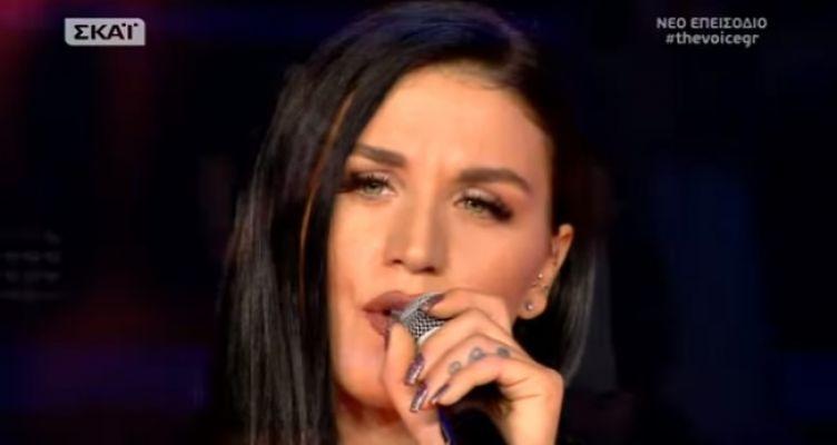 The Voice: Προκρίθηκε στα Cross Battles με… κίνηση ματ η Κωνωπινιώτισσα Ιουλία Καλλιμάνη! (Βίντεο-Φωτό)