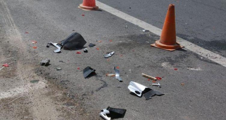 Τριχωνίδα: Λεωφορείο συγκρούστηκε με αγροτικό στη Δογρή (Φωτό)