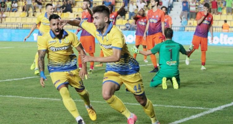 Super League-Παναιτωλικός: Επιστρέφουν Μοράρ, Χαντάκιας