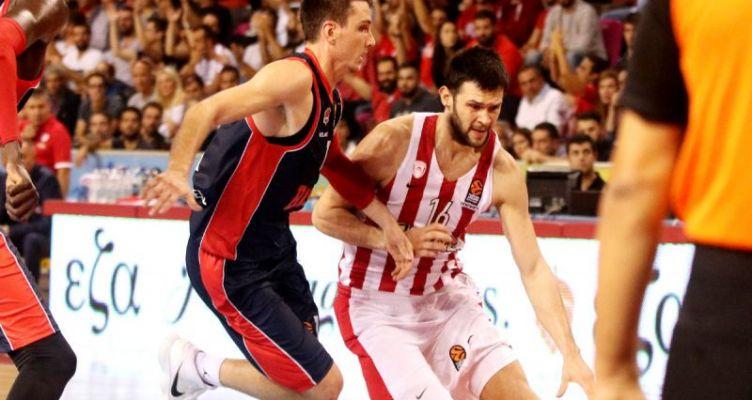 Μπασκόνια – Ολυμπιακός: Live στον Agrinio937 fm, διαδικτυακά στο AgrinioTimes.gr (21:30)
