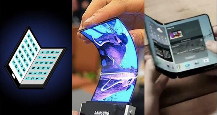 Το 2019 θα δούμε το αναδιπλούμενο κινητό της Samsung