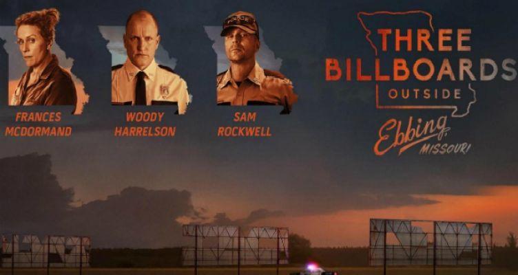 Αγρίνιο: «Τρεις Πινακίδες Έξω από το Έμπινγκ, στο Μιζούρι» στον Δημοτικό Κινηματογράφο «Άνεσις»