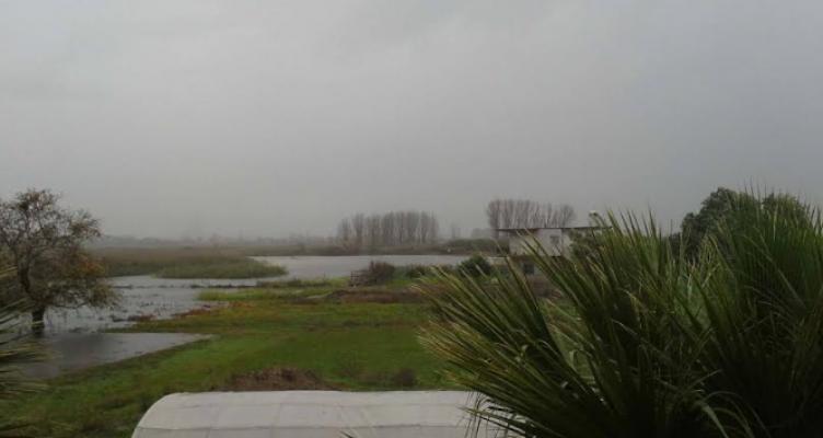 Ο Νεκτάριος Φαρμάκης για την αύξηση της στάθμης της λίμνης Λυσιμαχείας (Φωτό)