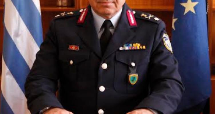 Κωνσταντίνος Στεφανόπουλος: Βιογραφικό νέου Γεν. Περ. Αστυνομικού Διευθυντή Δυτ. Ελλάδας