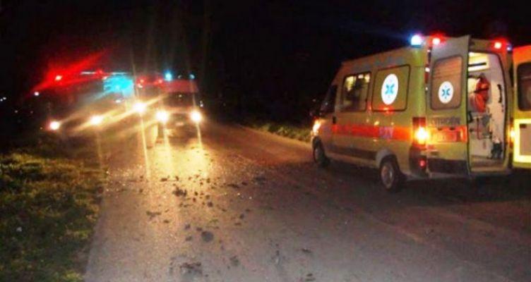 Τραγωδία στο Μεσολόγγι: Δύο νεκροί στον δρόμο για τον Λούρο