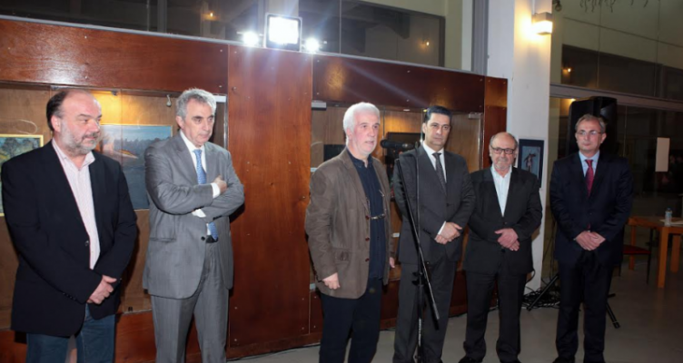 """Αγρίνιο: Εγκαινιάστηκε ο Β' Κύκλος της έκθεσης """"Τρεις γενιές ελληνικής ζωγραφικής – γλυπτικής – χαρακτικής"""""""