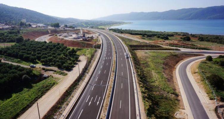 Ιόνια Οδός: Διακοπή κυκλοφορίας στο τμήμα Γαβρολίμνη-Μεσολόγγι