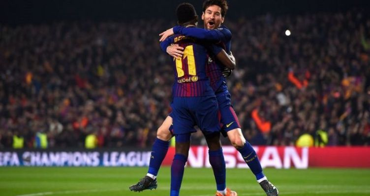 Champions League: Στα προημιτελικά Μπαρτσελόνα και Μπάγερν Μονάχου
