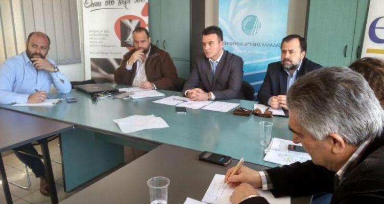 Σύσκεψη για τις Ενεργειακές Κοινότητες στην Περιφέρεια Δυτικής Ελλάδας