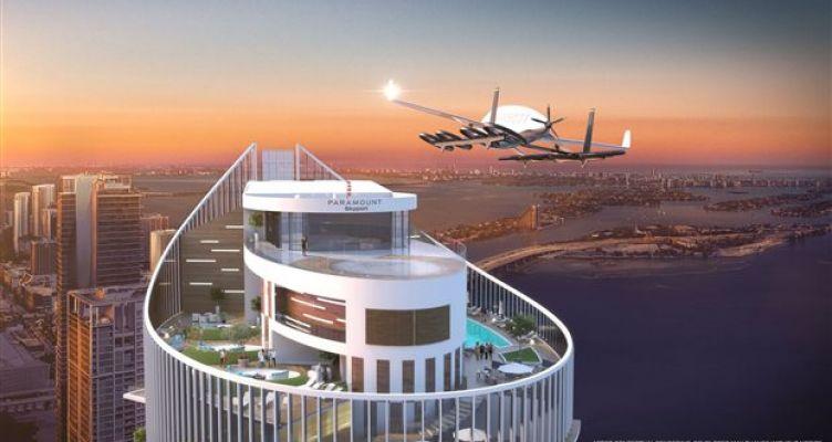Στο Μαϊάμι ο πρώτος χώρος στάθμευσης ιπτάμενων αυτοκινήτων