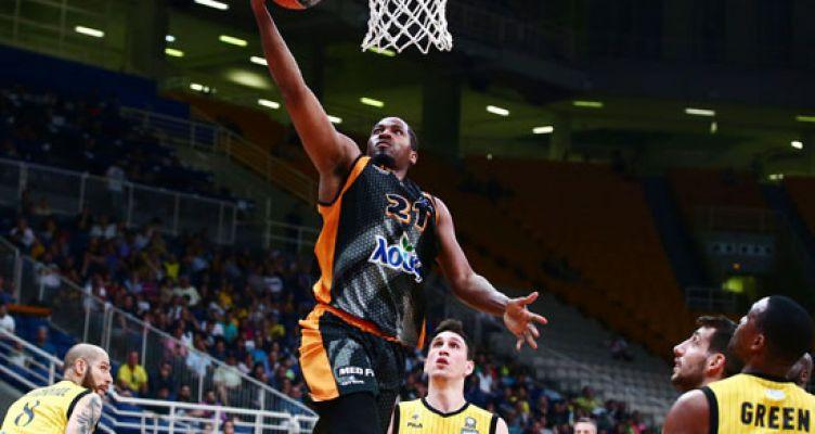 Basket League: «Κλείδωσε» την τετράδα ο Προμηθέας Πατρών κερδίζοντας την Α.Ε.Κ. στο Ο.Α.Κ.Α.