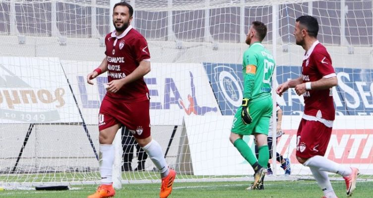 Super League-Τέλος παιχνιδιού: Α.Ε.Λ. (4-2) Παναιτωλικός